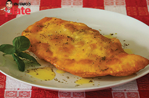 Fried Calzone recipe