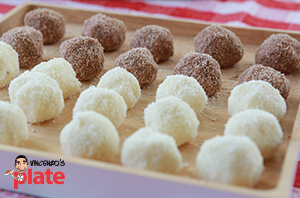 no bake coconut balls recipe