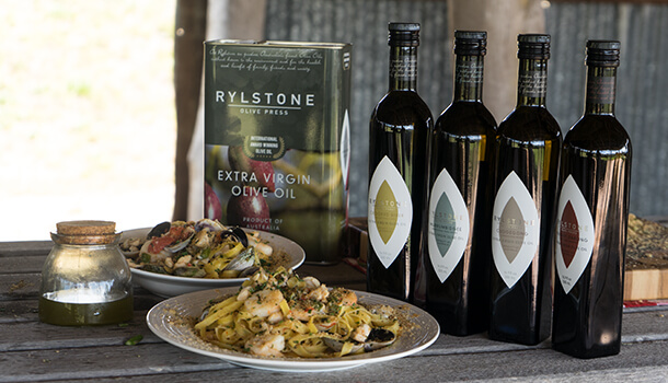 rylstone extra virgin olive oil