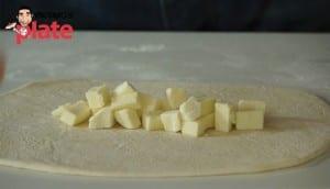 Fried Calzone