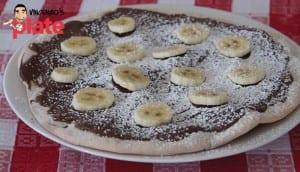 Нутелла Пицца