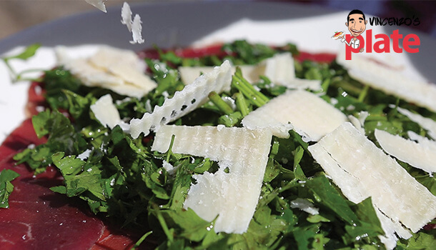 Bresaola Salad Recipe