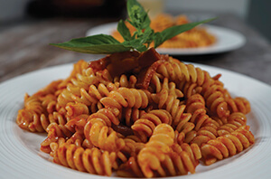 pancetta pasta