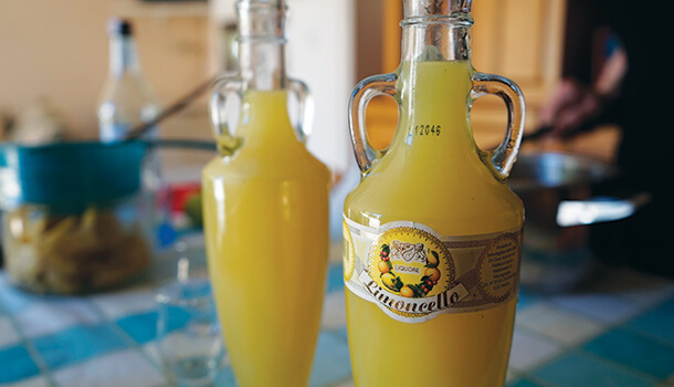 Limoncello Recipe The Best Limoncello In The Worldvincenzo S Plate