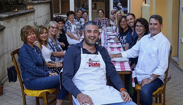 итальянский ужин