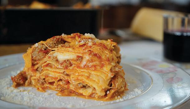 lasagna recipe italian