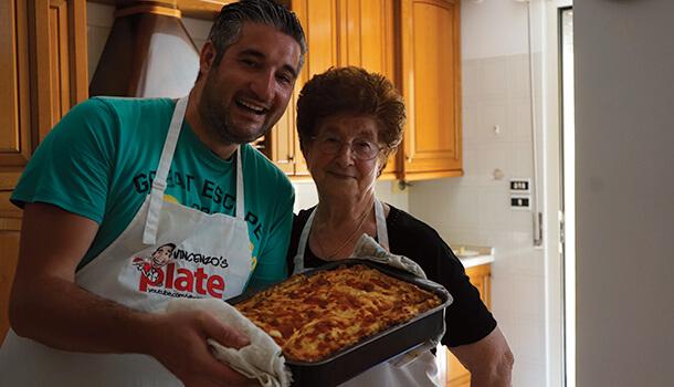 nonna Lasagna