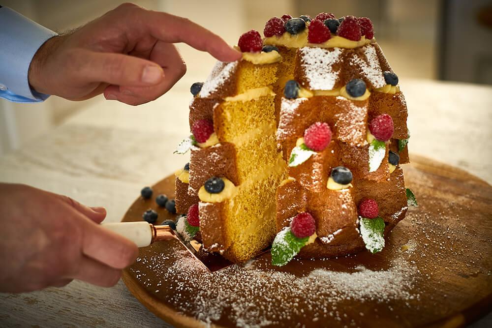 итальянский рождественский пирог