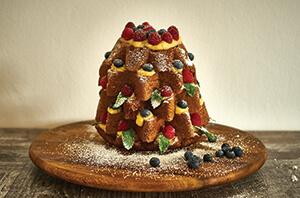 рецепт итальянского рождественского торта