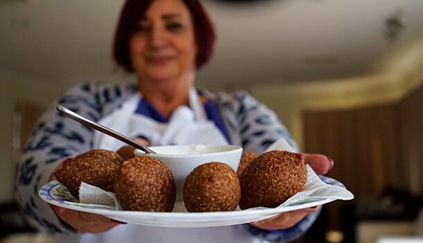 рецепты ливанской кухни