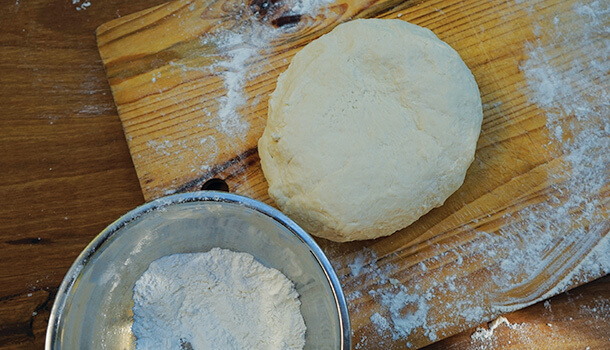 neapolitan pizza dough