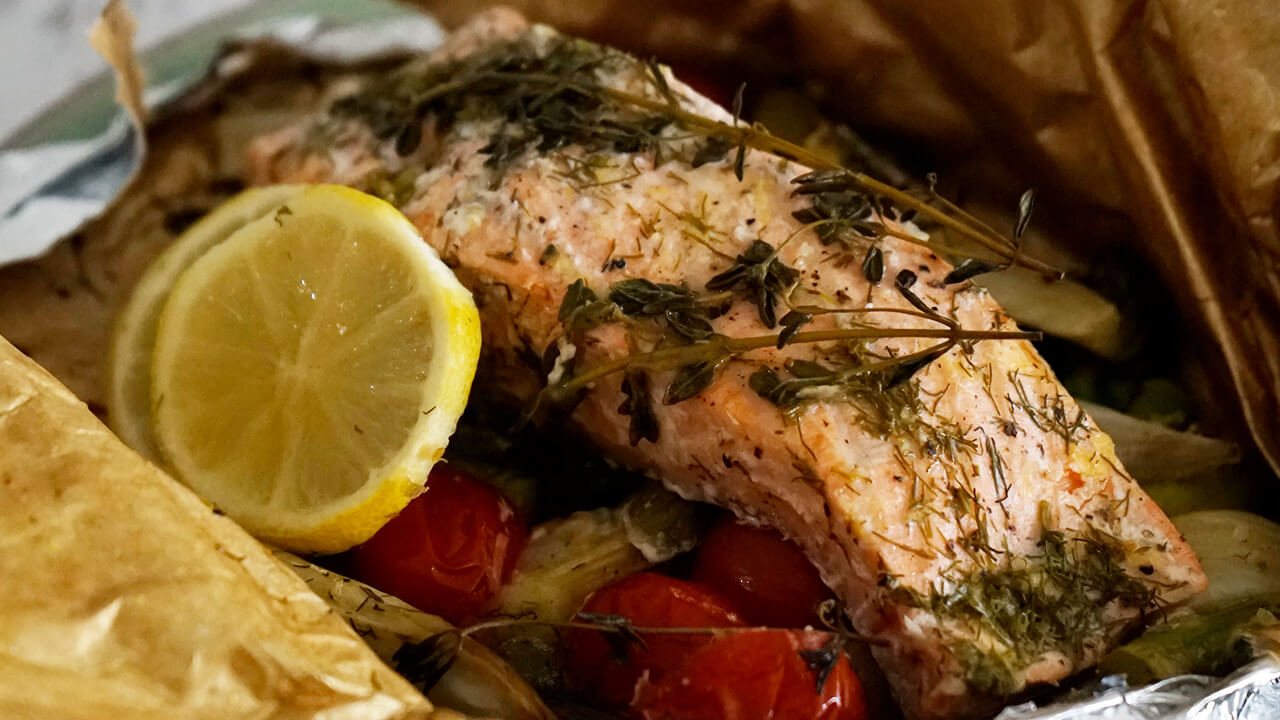 salmon recipe ideas