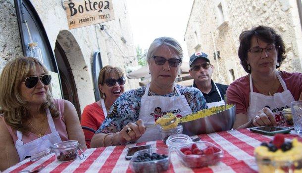 итальянский гастрономический тур