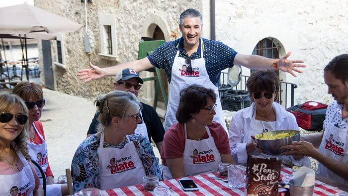 tuscany food tour