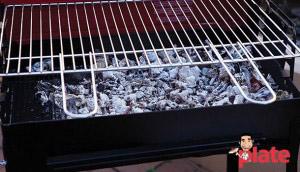 Ferraboli Grill charcoal