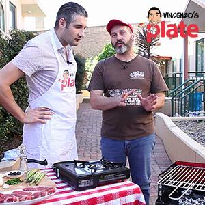 Vincenzo and BBQ Aroma expert