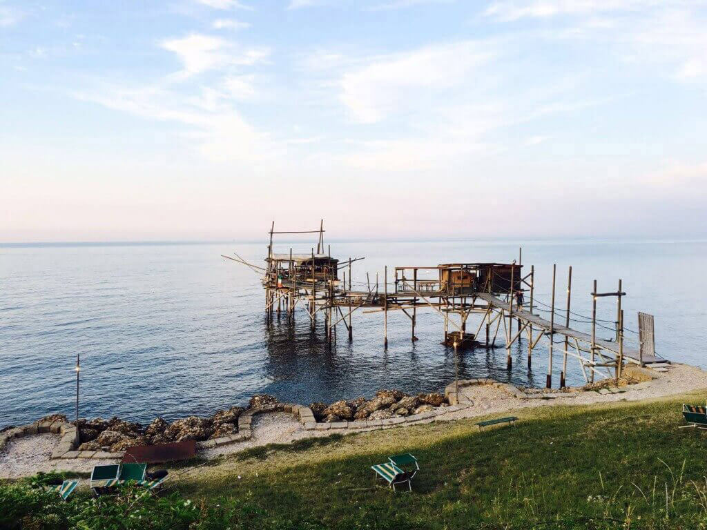 seaside in Abruzzo Italia tours