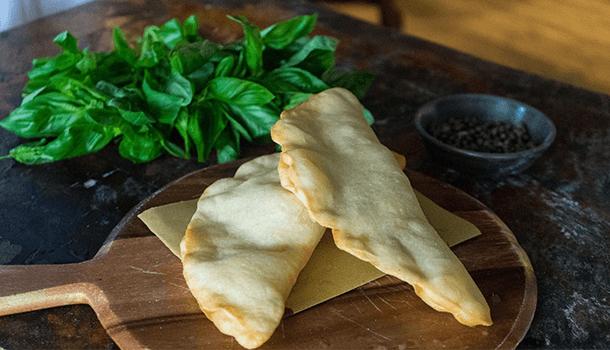 panzerotti recipe