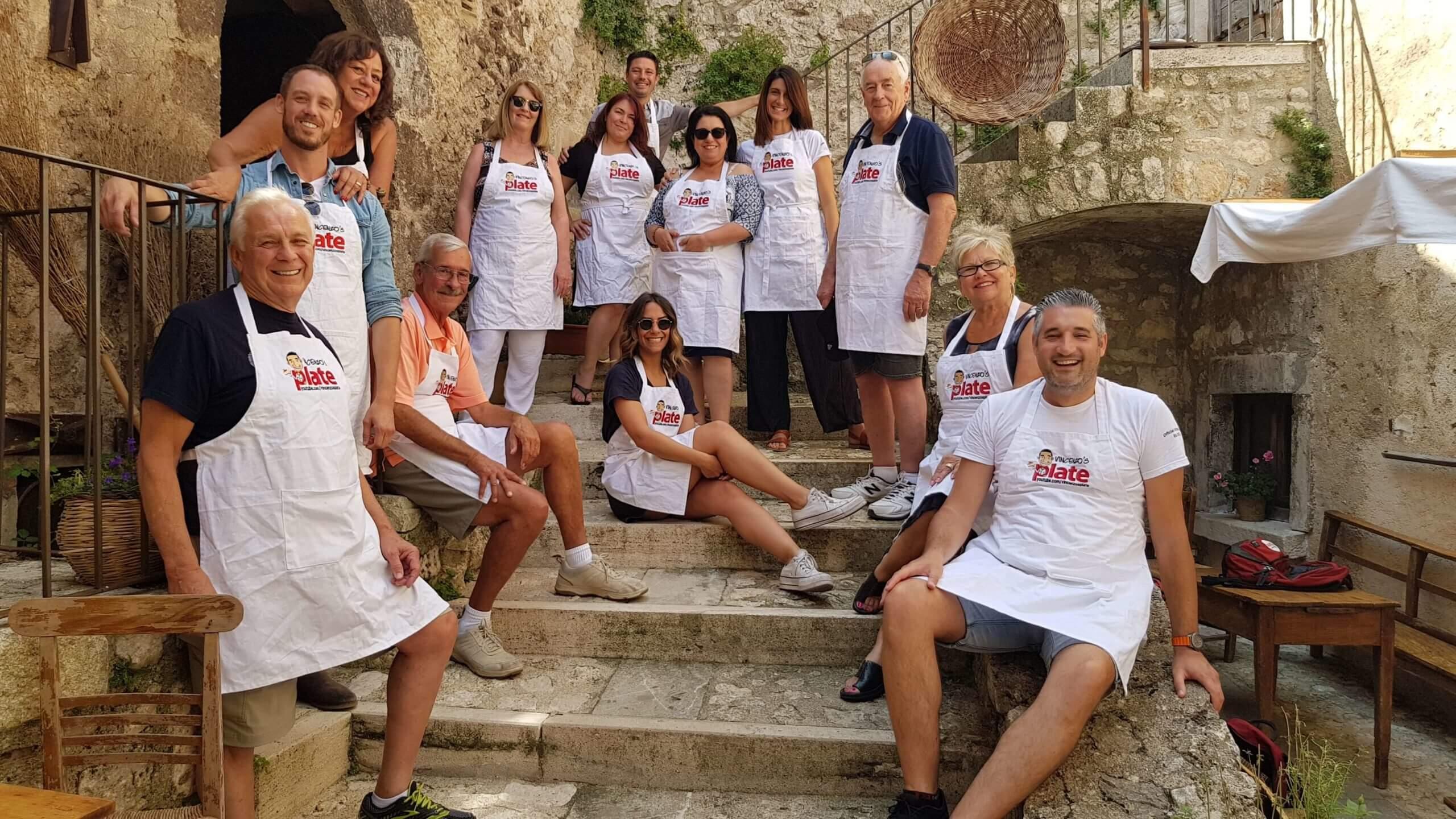 italian tour in abruzzo