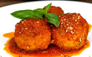 ama-meatball ase-Italy