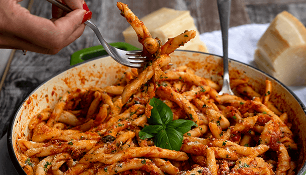 arrabbiata pasta sauce