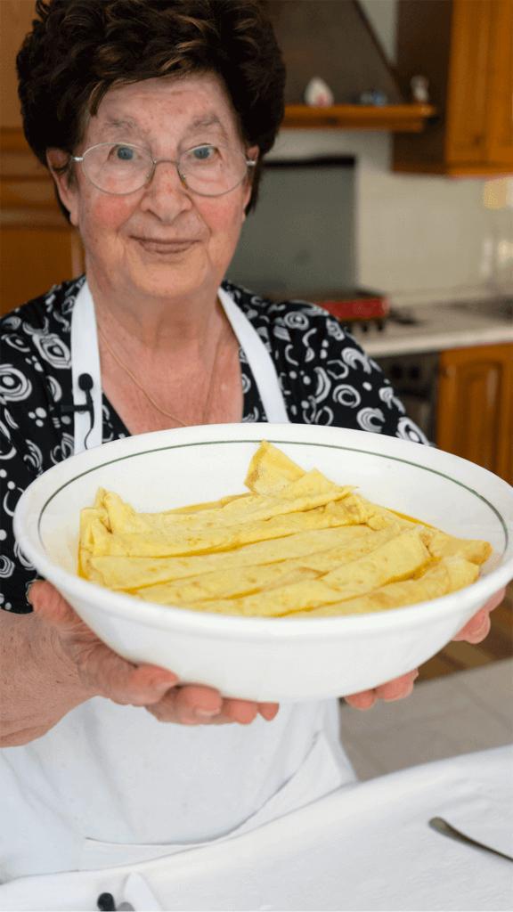 nonna chicken broth