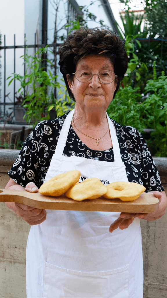 nonna fried pizza
