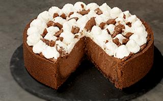 chocolate cheesecake recipe