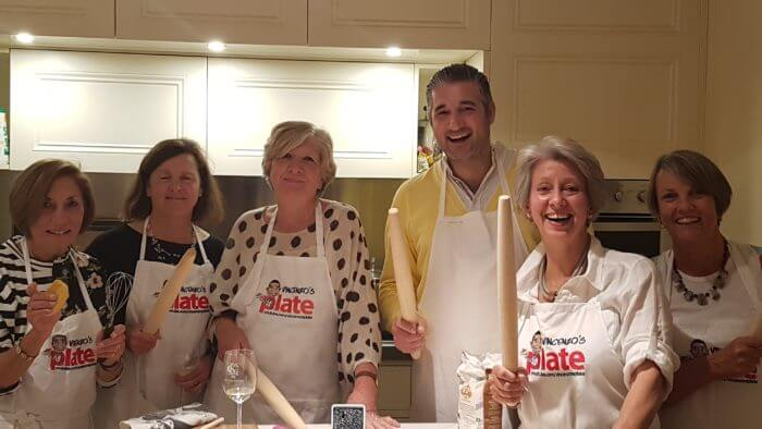italian cooking classes sydney