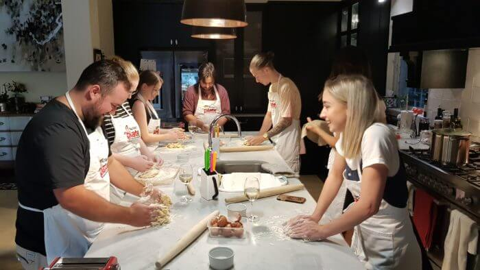 sydney italian cooking classes