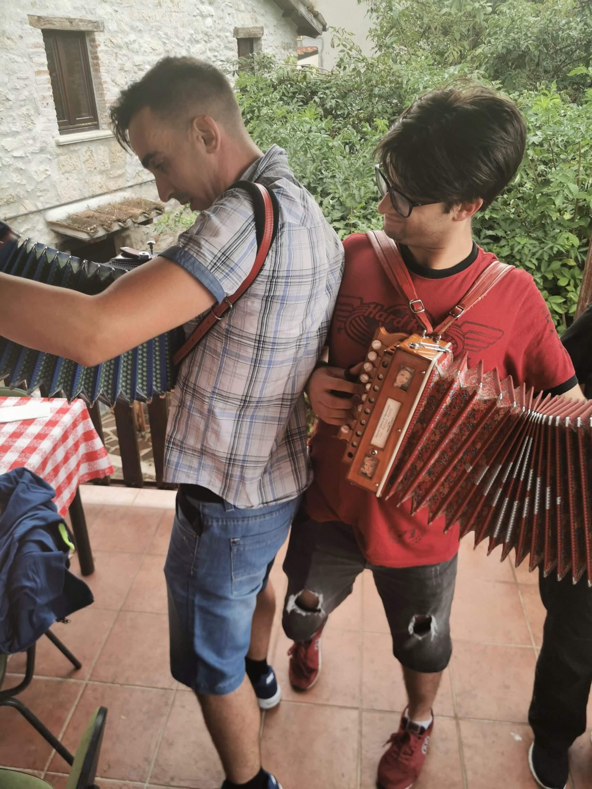 folk music italy