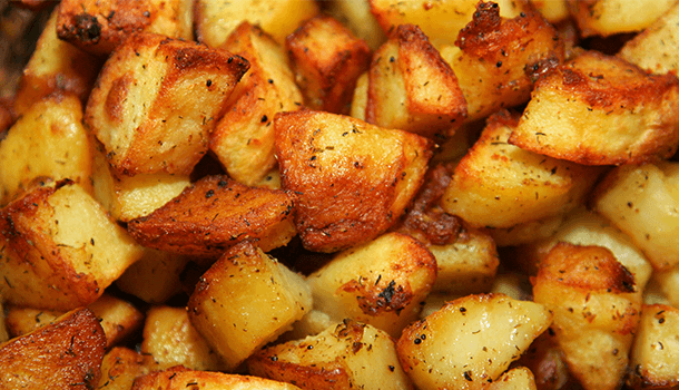 Oven Roasted Potatoes Nonna Roasted Potatoes Recipevincenzo S Plate