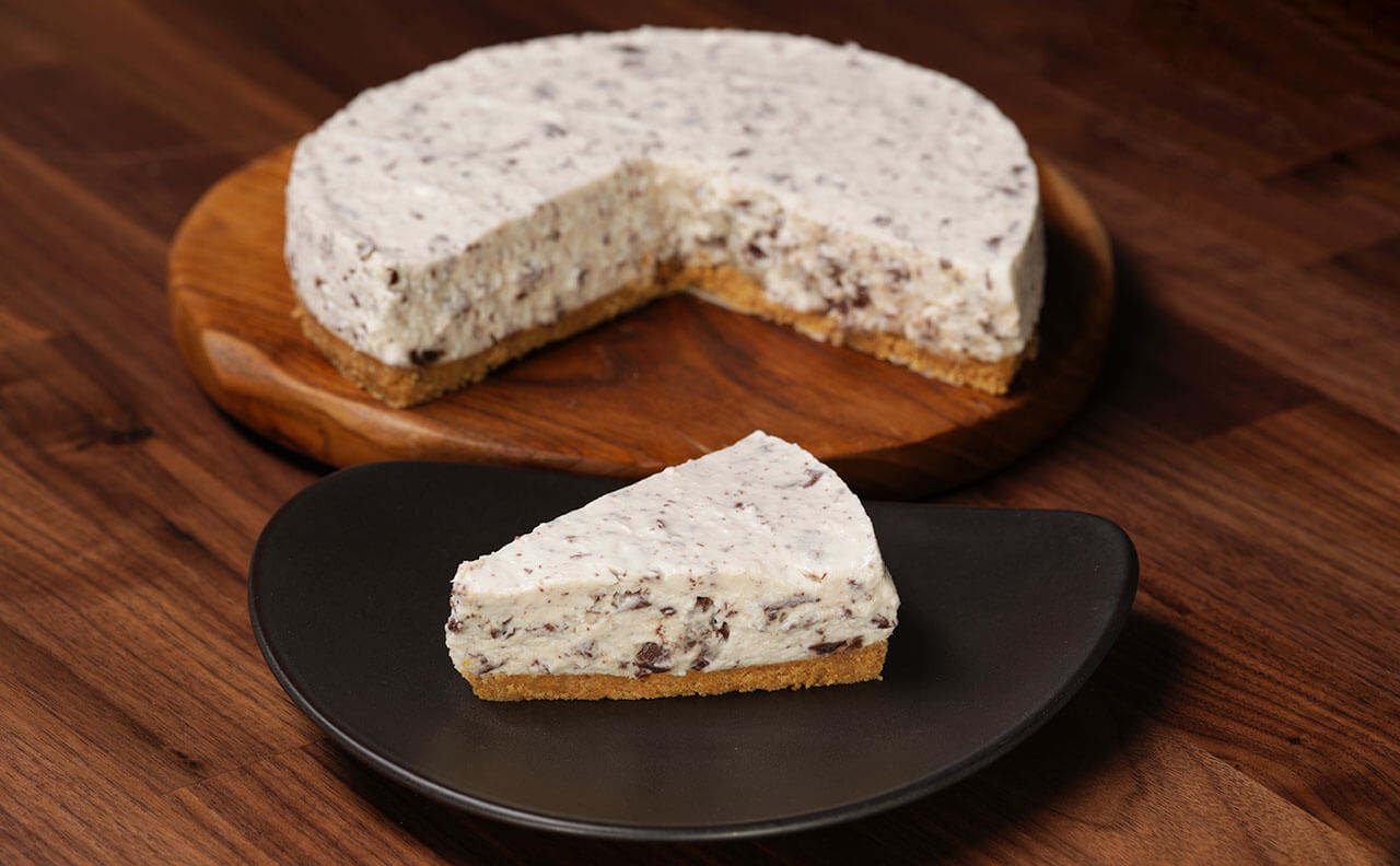 stracciatella cheesecake recipe