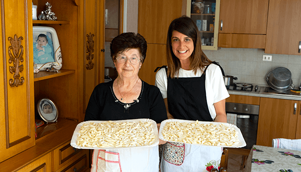 nonna gnocchi