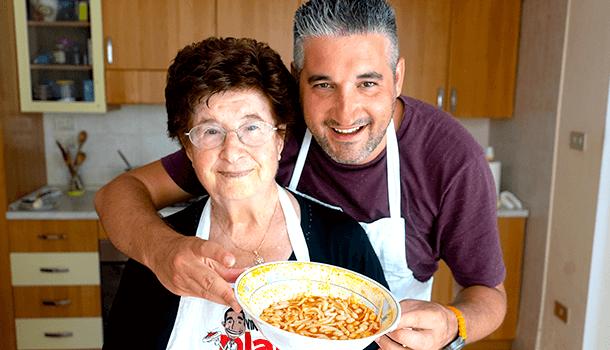 nonna pasta e fagioli