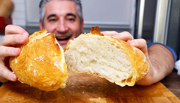 no knead bread recipe artisan