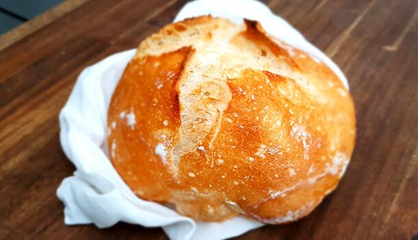 no knead bread recipe dutch oven