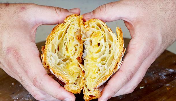 almond croissant filling