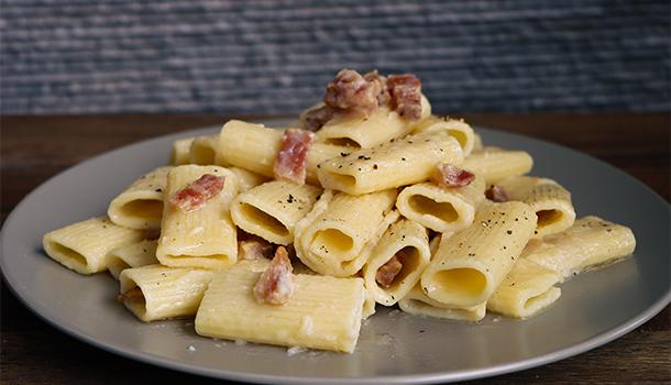 how to make pasta alla gricia