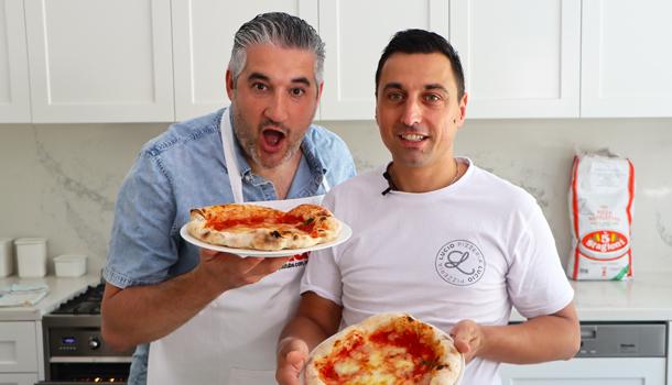 neapolitan pizza dough at home