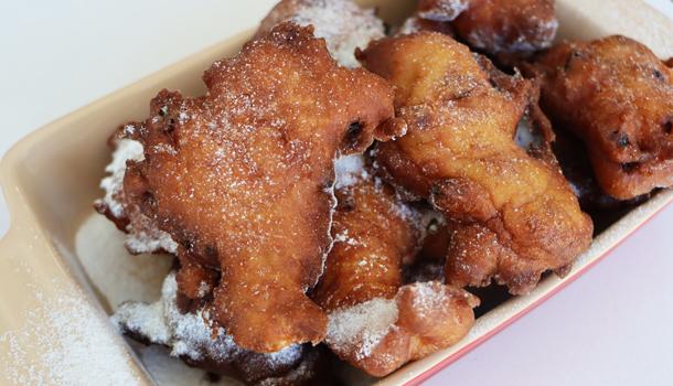 sicilian ricotta donuts