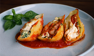 stuffed shell pasta recipe