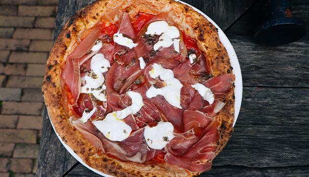 biga pizza dough