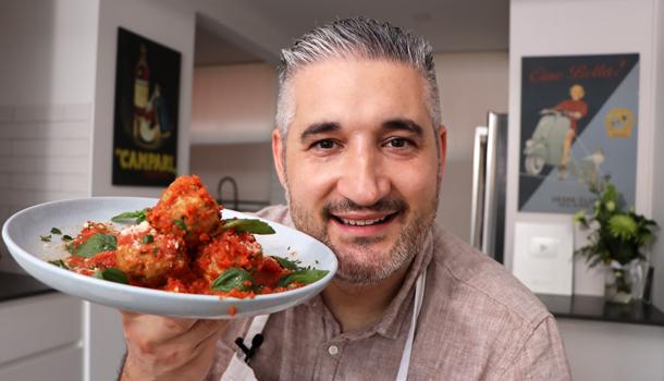 vincenzo's plate meatballs