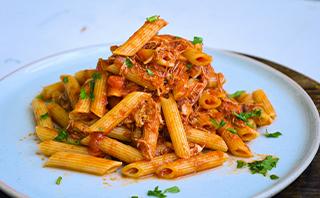 how to make chicken pasta