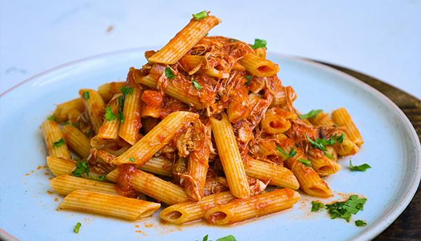 chicken pasta italian