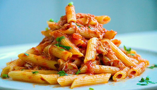 chicken pasta