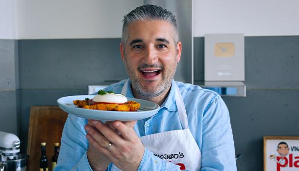 vincenzosplate chicken parmigiana