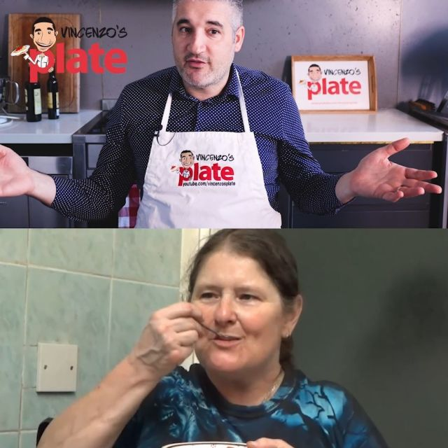 """Italian Chef Reacts to KAY'S COOKING PASTA FAGIOLI 🔴New Video Reaction on #YouTube  🤳Go and Watch it Now: https://www.youtube.com/user/vincenzosplate . . . 🍝Nonna Igea Pasta e Fagioli video recipe: https://youtu.be/wFcPfOPLwOI . 💯 Follow this link to read and print My Nonna """"Pasta e Fagioli"""" written recipe: https://www.vincenzosplate.com/recipe-items/pasta-e-fagioli/🔴 🔴 🔴 #kayscooking #kayscookingschool #kayscookingpasta #kayspastafagioli #pastafagioli #pastaefagioli #nonna #pastavideo #reaction #reactionvideos #chefreaction #vincenzosplatereaction #vincenzosplate"""
